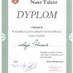 Dyplom Ł